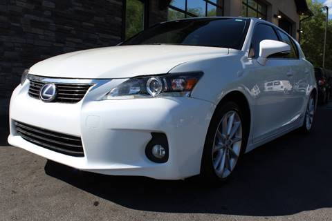 2013 Lexus CT 200h for sale at Action Auto Sales and Finance (Lehi Location) - Action Auto Sales and Finance #2 (Orem Location) in Orem UT