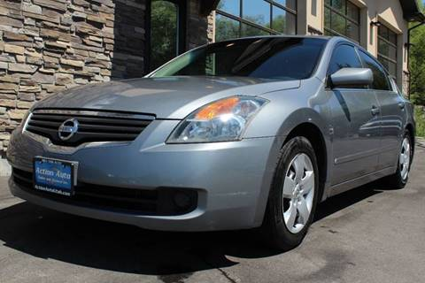 2007 Nissan Altima for sale at Action Auto Sales and Finance (Lehi Location) in Lehi UT