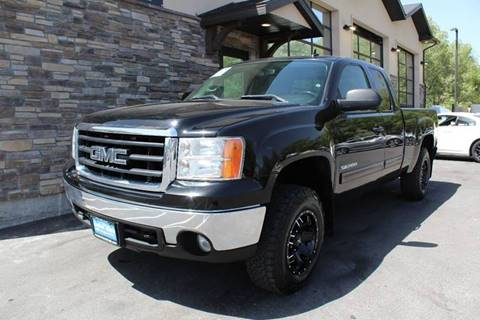2007 GMC Sierra 1500 for sale at Action Auto Sales and Finance (Lehi Location) - Action Auto Sales and Finance #2 (Orem Location) in Orem UT