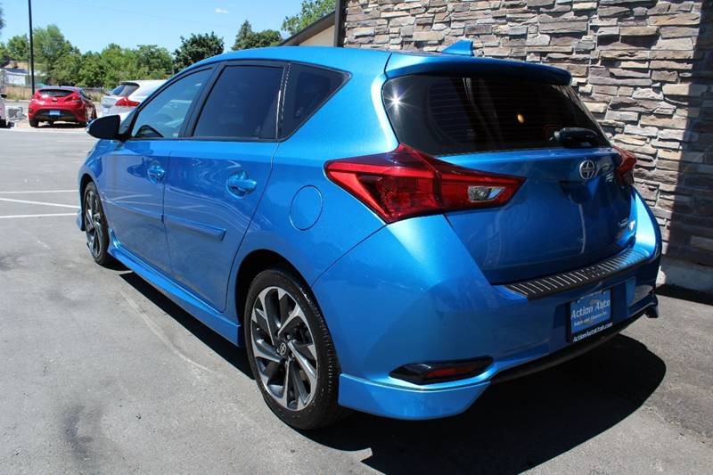 2016 Scion iM for sale at Action Auto Sales and Finance (Lehi Location) - Action Auto Sales and Finance #2 (Orem Location) in Orem UT