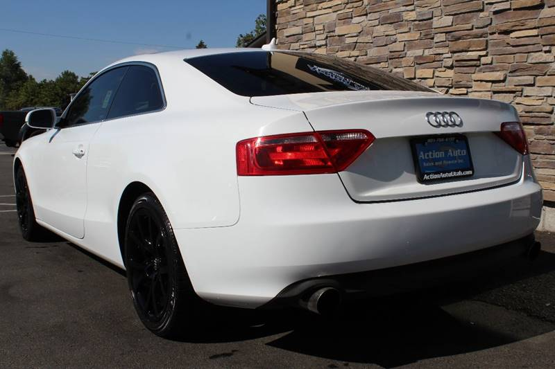 2010 Audi A5 for sale at Action Auto Sales and Finance (Lehi Location) in Lehi UT