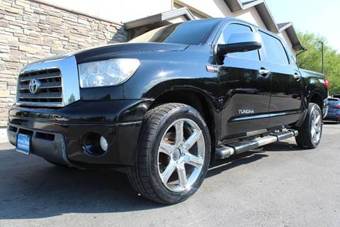 2007 Toyota Tundra for sale at Action Auto Sales and Finance (Lehi Location) - Action Auto Sales and Finance #2 (Orem Location) in Orem UT