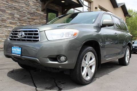 2010 Toyota Highlander for sale at Action Auto Sales and Finance (Lehi Location) - Action Auto Sales and Finance #2 (Orem Location) in Orem UT