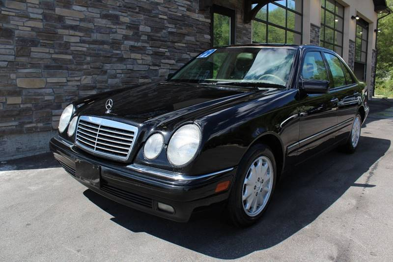 1999 Mercedes-Benz E-Class for sale at Action Auto Sales and Finance (Lehi Location) - Action Auto Sales and Finance #2 (Orem Location) in Orem UT