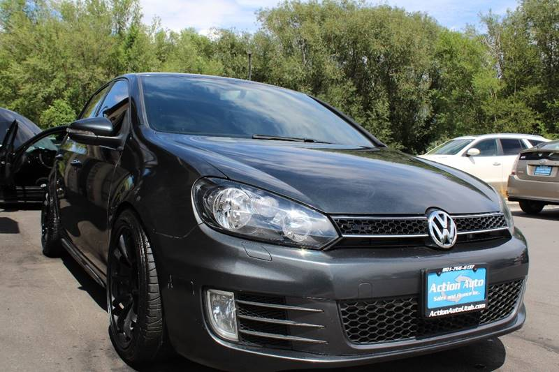 2011 Volkswagen GTI for sale at Action Auto Sales and Finance (Lehi Location) in Lehi UT