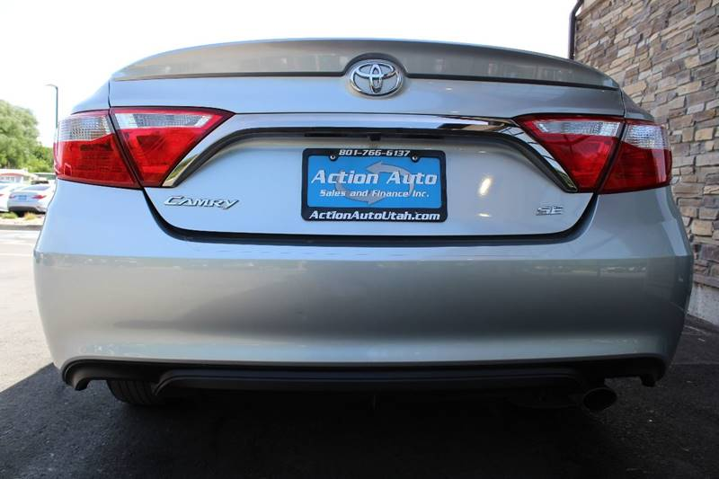 2015 Toyota Camry for sale at Action Auto Sales and Finance (Lehi Location) - Action Auto Sales and Finance #2 (Orem Location) in Orem UT