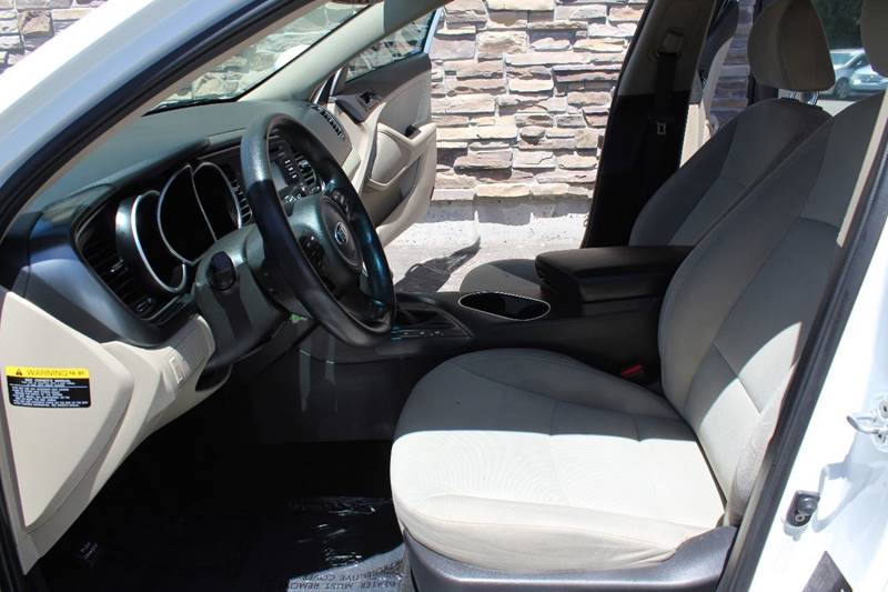 2014 Kia Optima for sale at Action Auto Sales and Finance (Lehi Location) - Orem Location in Orem UT