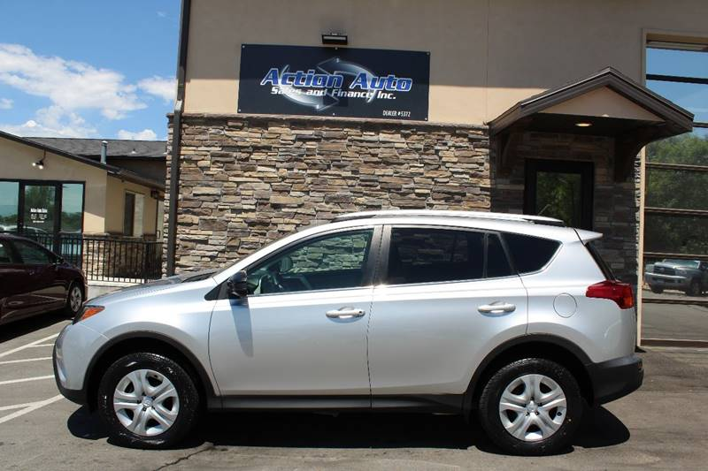 2014 Toyota RAV4 for sale at Action Auto Sales and Finance (Lehi Location) in Lehi UT