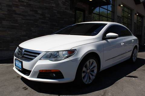 2010 Volkswagen CC for sale at Action Auto Sales and Finance (Lehi Location) in Lehi UT