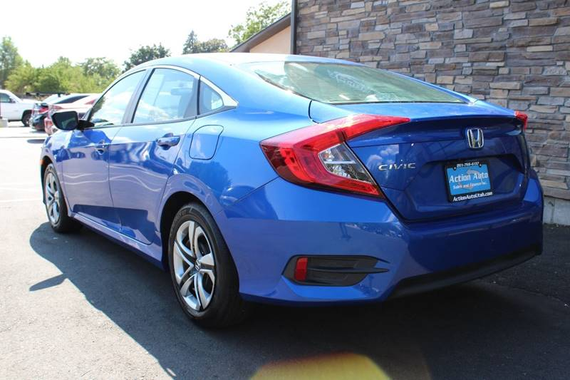 2016 Honda Civic for sale at Action Auto Sales and Finance (Lehi Location) in Lehi UT
