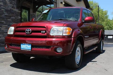 2004 Toyota Tundra for sale at Action Auto Sales and Finance (Lehi Location) in Lehi UT