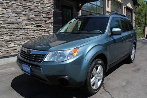 2010 Subaru Forester for sale at Action Auto Sales and Finance (Lehi Location) in Lehi UT