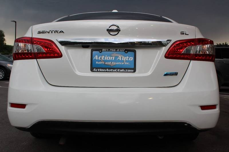 2013 Nissan Sentra for sale at Action Auto Sales and Finance (Lehi Location) - Action Auto Sales and Finance #2 (Orem Location) in Orem UT
