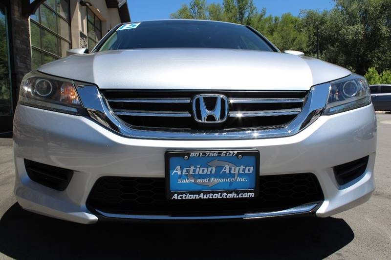 2015 Honda Accord for sale at Action Auto Sales and Finance (Lehi Location) - Action Auto Sales and Finance #2 (Orem Location) in Orem UT
