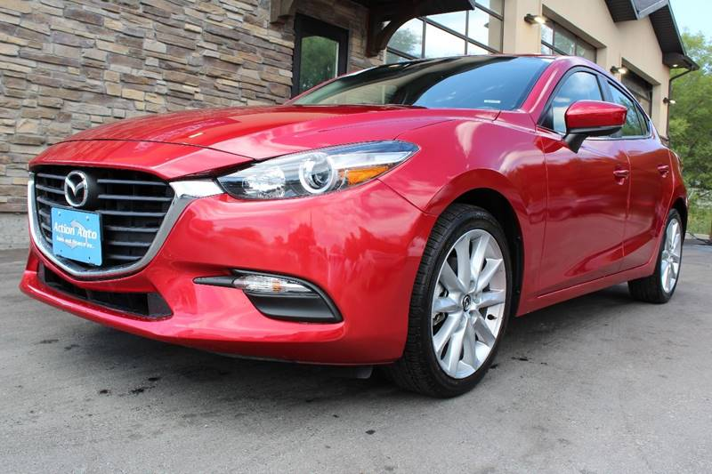 2017 Mazda MAZDA3 for sale at Action Auto Sales and Finance (Lehi Location) in Lehi UT