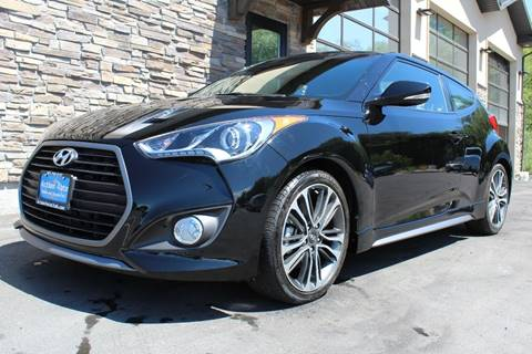 2016 Hyundai Veloster Turbo for sale at Action Auto Sales and Finance (Lehi Location) - Action Auto Sales and Finance #2 (Orem Location) in Orem UT