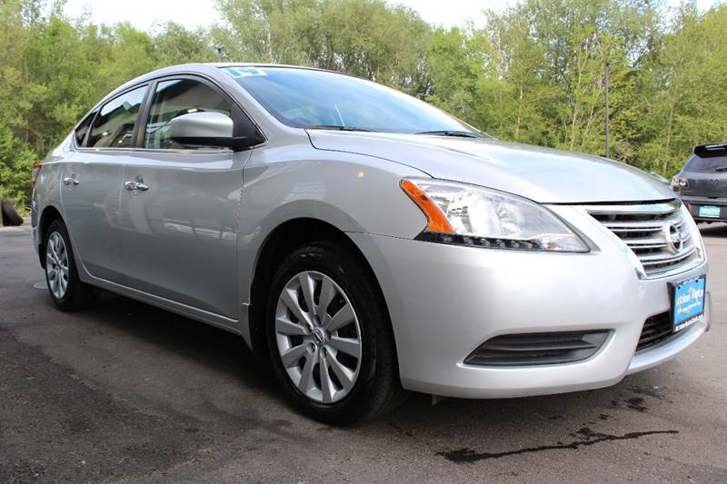 2014 Nissan Sentra for sale at Action Auto Sales and Finance (Lehi Location) - Orem Location in Orem UT