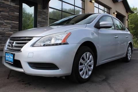 2014 Nissan Sentra for sale at Action Auto Sales and Finance (Lehi Location) - Action Auto Sales and Finance #2 (Orem Location) in Orem UT