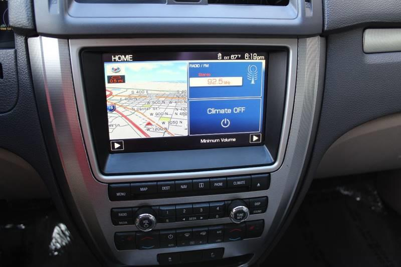 2010 Ford Fusion Hybrid for sale at Action Auto Sales and Finance (Lehi Location) in Lehi UT