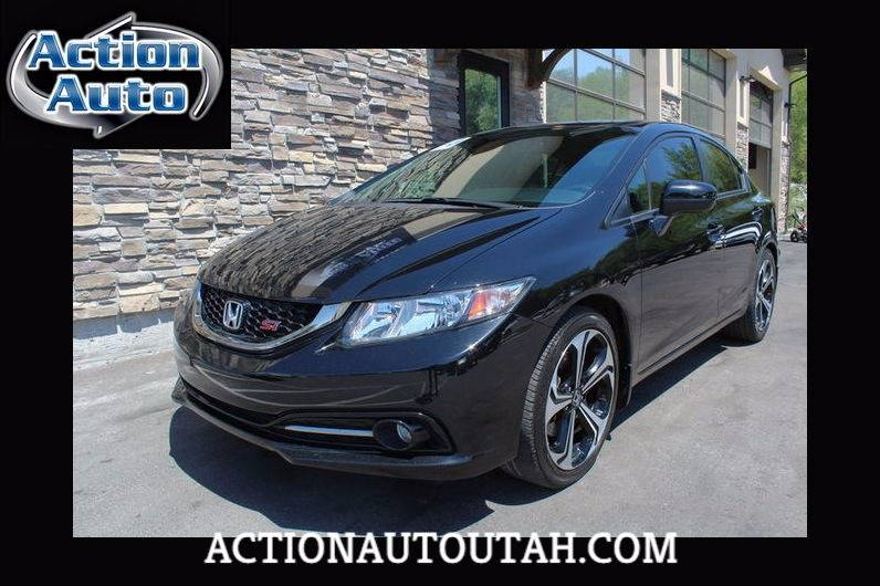 2014 Honda Civic for sale at Action Auto Sales and Finance (Lehi Location) - Orem Location in Orem UT