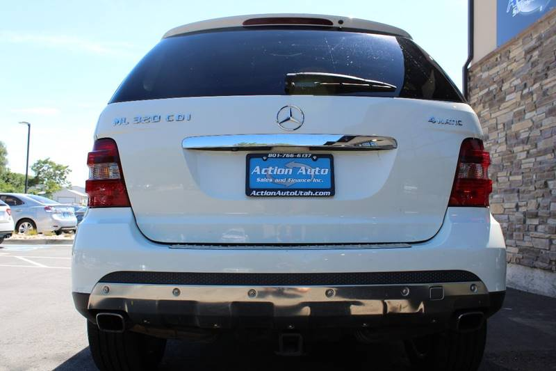 2008 Mercedes-Benz M-Class for sale at Action Auto Sales and Finance (Lehi Location) in Lehi UT