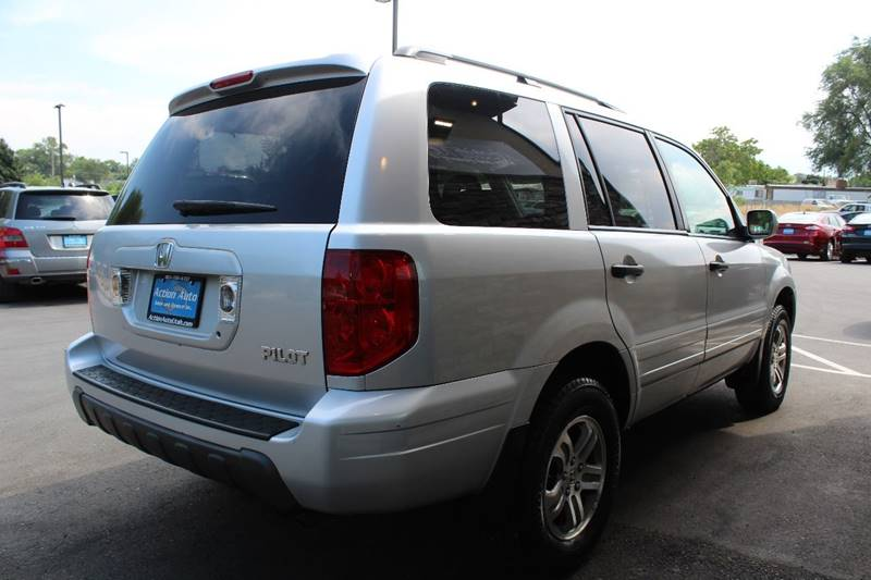 2005 Honda Pilot for sale at Action Auto Sales and Finance (Lehi Location) in Lehi UT