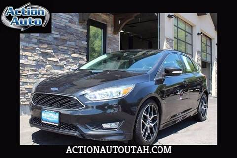 2015 Ford Focus for sale at Action Auto Sales and Finance (Lehi Location) - Orem Location in Orem UT