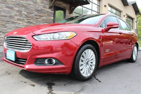 2014 Ford Fusion Energi for sale at Action Auto Sales and Finance (Lehi Location) in Lehi UT