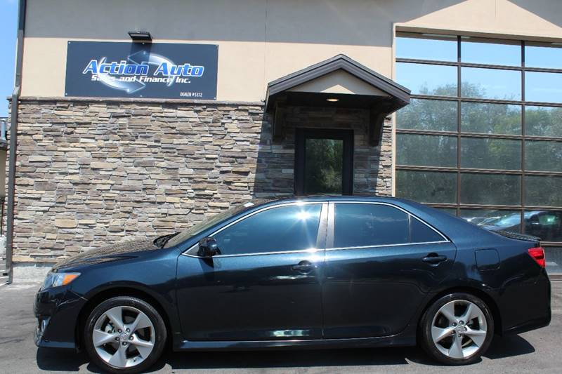 2013 Toyota Camry for sale at Action Auto Sales and Finance (Lehi Location) in Lehi UT