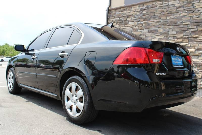 2010 Kia Optima for sale at Action Auto Sales and Finance (Lehi Location) in Lehi UT