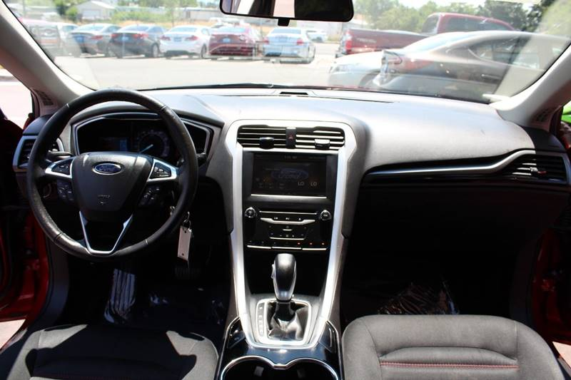 2014 Ford Fusion for sale at Action Auto Sales and Finance (Lehi Location) in Lehi UT