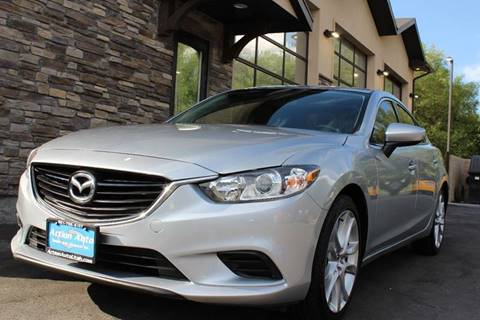 2016 Mazda MAZDA6 for sale at Action Auto Sales and Finance (Lehi Location) in Lehi UT