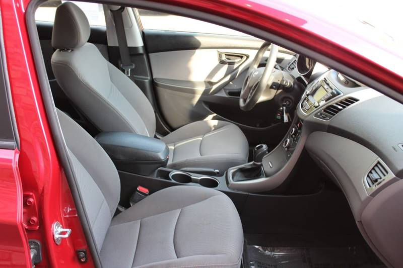 2014 Hyundai Elantra for sale at Action Auto Sales and Finance (Lehi Location) in Lehi UT