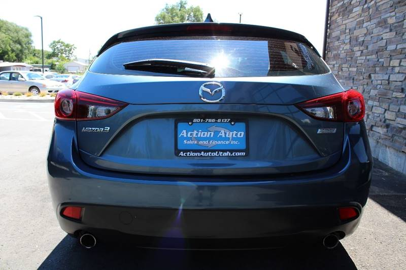 2015 Mazda MAZDA3 for sale at Action Auto Sales and Finance (Lehi Location) in Lehi UT