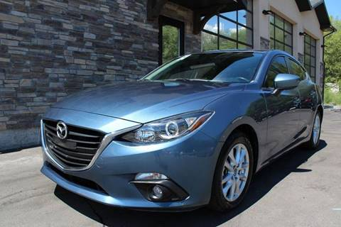 2015 Mazda MAZDA3 for sale at Action Auto Sales and Finance (Lehi Location) - Orem Location in Orem UT