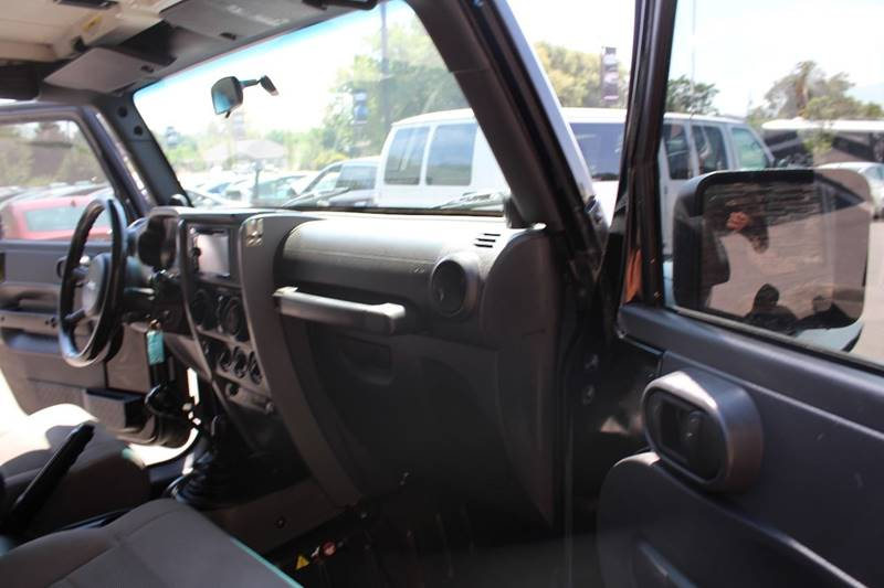 2008 Jeep Wrangler Unlimited for sale at Action Auto Sales and Finance (Lehi Location) in Lehi UT