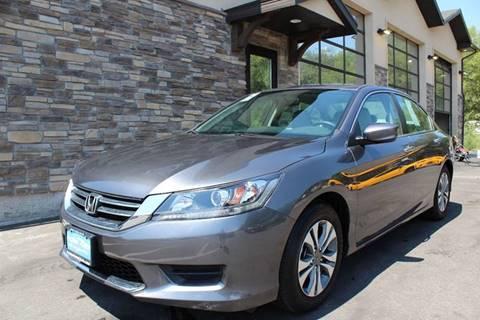 2015 Honda Accord for sale in Lehi, UT