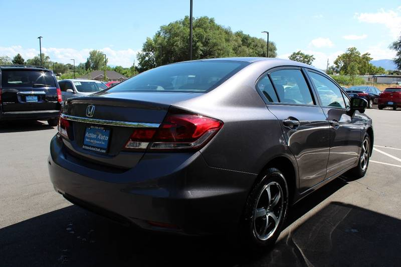 2015 Honda Civic for sale at Action Auto Sales and Finance (Lehi Location) in Lehi UT