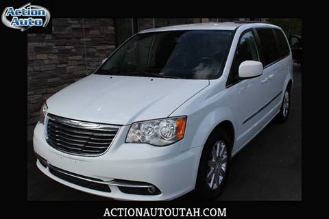 2014 Chrysler Town and Country for sale at Action Auto Sales and Finance (Lehi Location) in Lehi UT