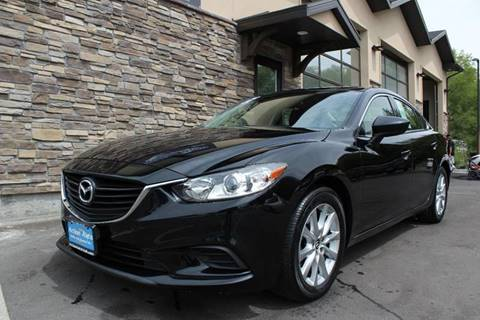 2015 Mazda MAZDA6 for sale at Action Auto Sales and Finance (Lehi Location) - Action Auto Sales and Finance #2 (Orem Location) in Orem UT