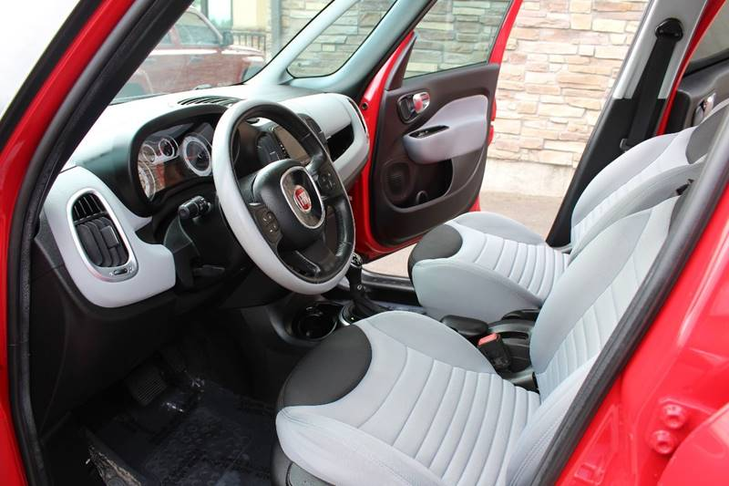 2014 FIAT 500L for sale at Action Auto Sales and Finance (Lehi Location) - Action Auto Sales and Finance #2 (Orem Location) in Orem UT
