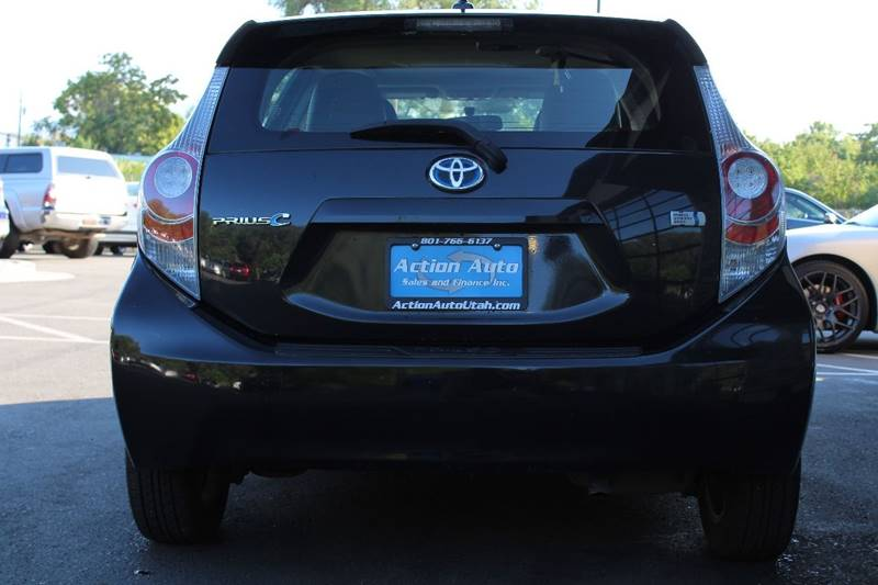 2012 Toyota Prius c for sale at Action Auto Sales and Finance (Lehi Location) in Lehi UT