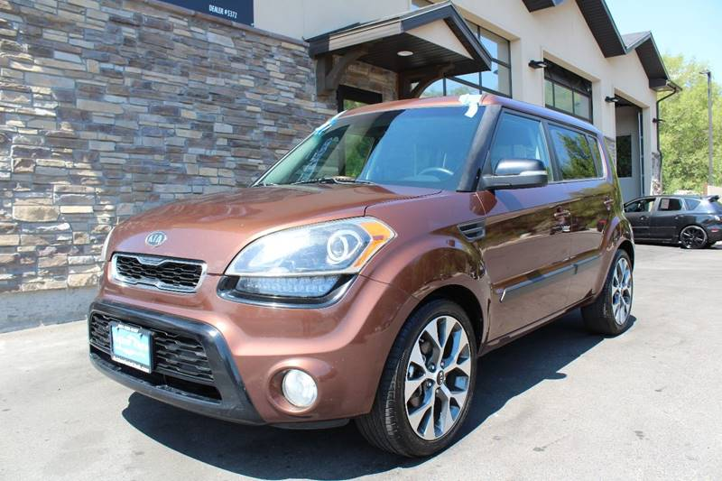2012 Kia Soul for sale at Action Auto Sales and Finance (Lehi Location) - Orem Location in Orem UT