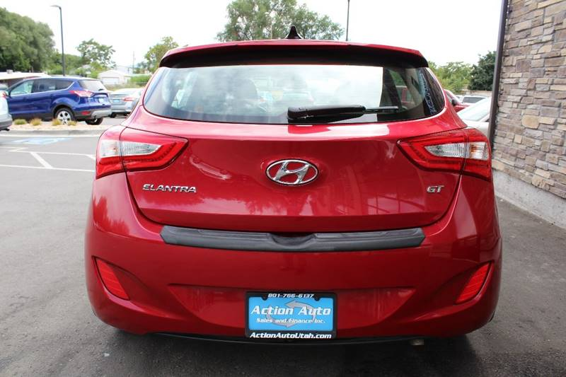 2014 Hyundai Elantra GT for sale at Action Auto Sales and Finance (Lehi Location) in Lehi UT