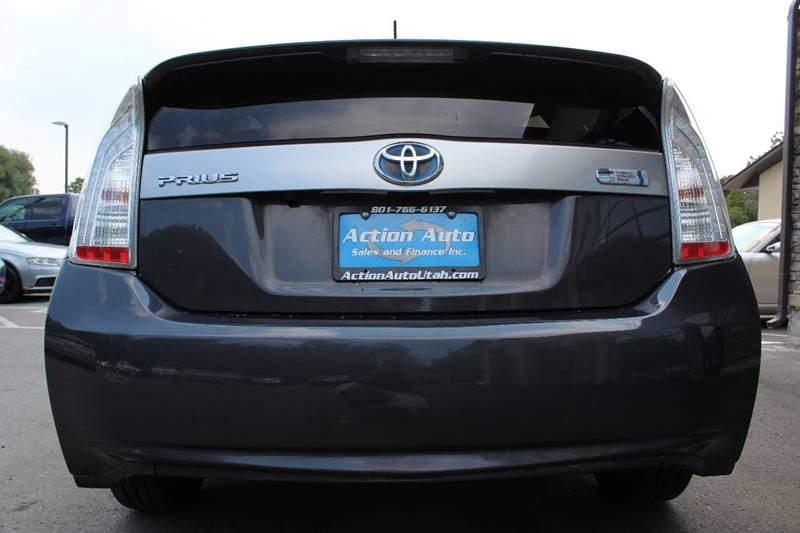 2012 Toyota Prius Plug-in Hybrid for sale at Action Auto Sales and Finance (Lehi Location) in Lehi UT