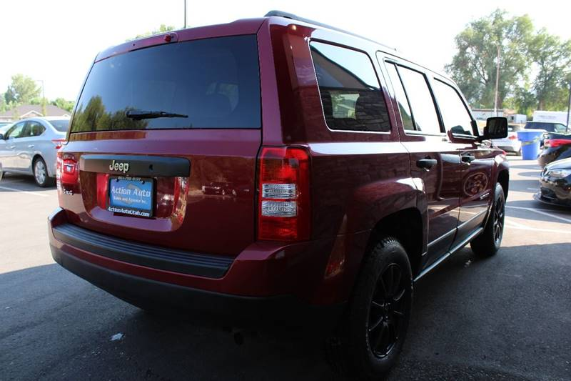 2015 Jeep Patriot for sale at Action Auto Sales and Finance (Lehi Location) in Lehi UT
