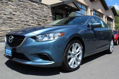 2014 Mazda MAZDA6 for sale at Action Auto Sales and Finance (Lehi Location) in Lehi UT