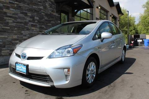 2014 Toyota Prius Plug-in Hybrid for sale in Lehi, UT