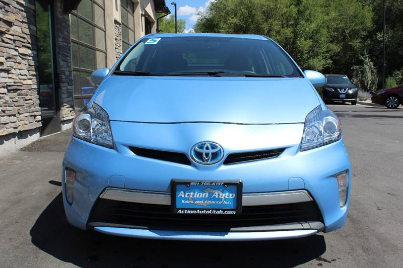 2014 Toyota Prius Plug-in Hybrid for sale at Action Auto Sales and Finance (Lehi Location) in Lehi UT