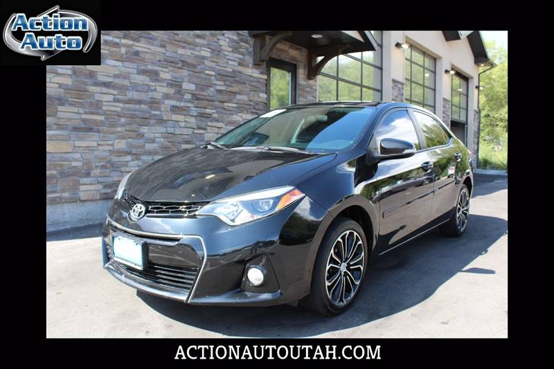 2016 Toyota Corolla for sale at Action Auto Sales and Finance (Lehi Location) in Lehi UT